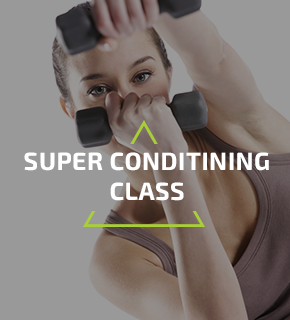 Super conditional class