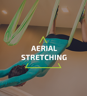 Aerial Stretching