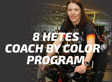 Coach by Color spinning program